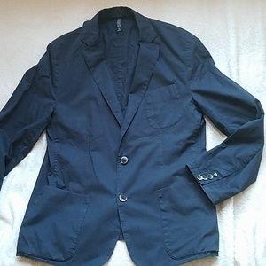 Hugo Boss lightweight cotton jacket 38r